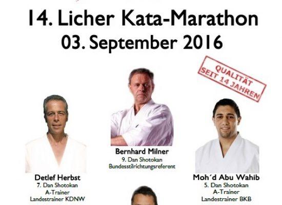 14. Kata-Marathon in Lich