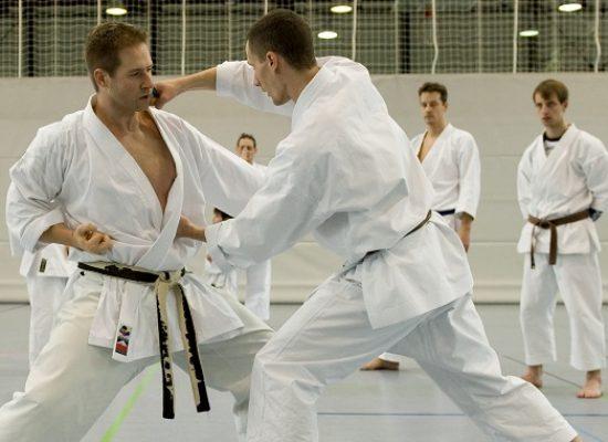 Jubiläumslehrgang – 40 Jahre Karate Dojo Bad Homburg e.V. 26.11.2016
