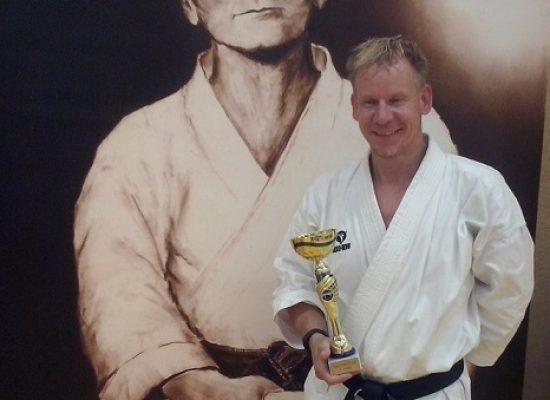 1. Platz für Frank Kortmann beim Sanyuro-Cup